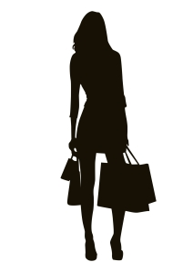 shopping-girl-silhouette-1